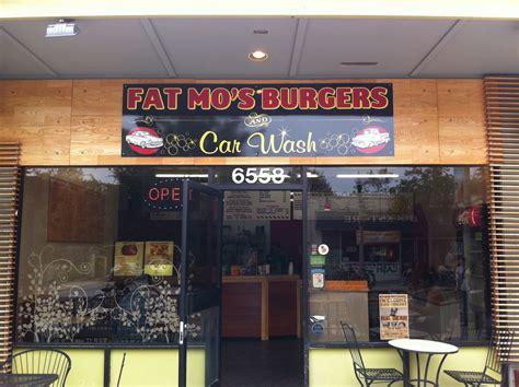 sbmenuscom fat mos burgers car wash isla vista ca