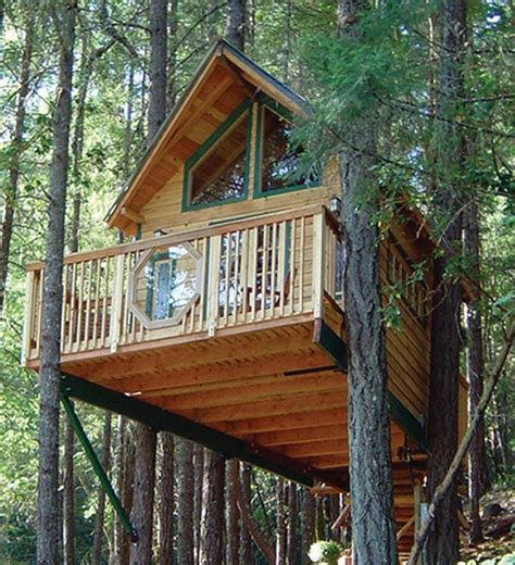 Tree House Resort Oregon - spend the at the unique treehouse paradise in oregon