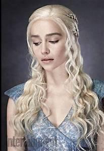 Daenerys Targaryen hair | weddinghair | Pinterest