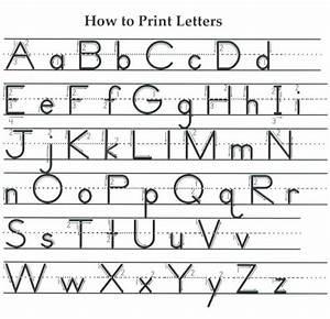Letter Formation Printables