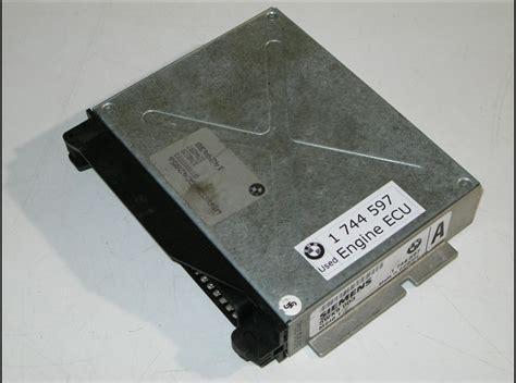 Bmw E34 E36 M50 Engine Control Unit Ecu Module 1744597