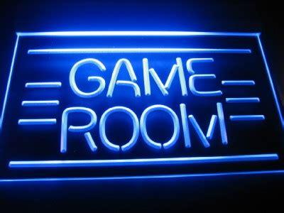Game Room Logo Beer Bar Pub Store Light Sign Neon B188 Ebay