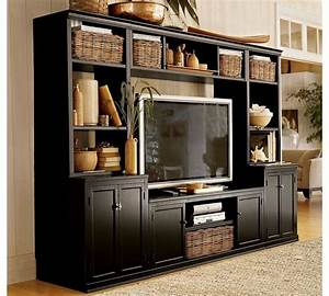 best 25 media center ideas on pinterest tv stand ideas With kitchen cabinets lowes with best wall art for living room