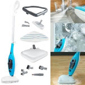 babz 10 in 1 steam mop cleaner steamer hardwood floor carpet washer window ebay