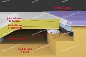 Etancheite Bac A Douche : poser un receveur de douche conseils pour r aliser joint ~ Premium-room.com Idées de Décoration