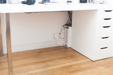 d駑駭agement bureau comment faire un bon cable management pour bureau antoine guilbert