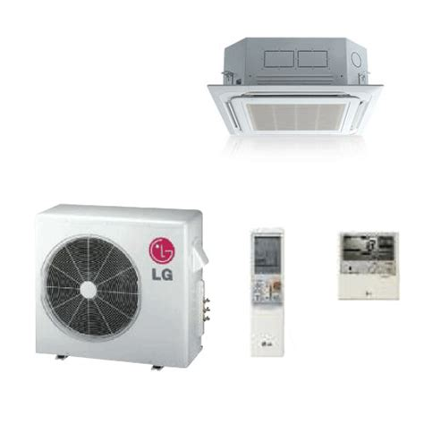 ceiling cassette mini split size lc246hv lg lc246hv 23 000 btu ductless single zone
