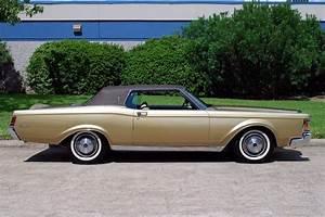 1970 Lincoln Continental Mark III Luxury Coupe Auto