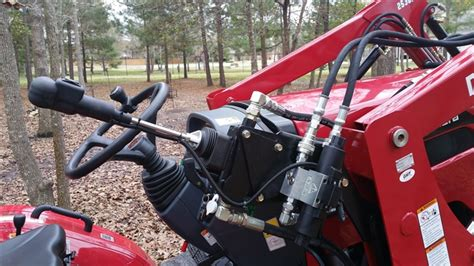 function auxiliary hydraulic kits   brands  tractors  loaders