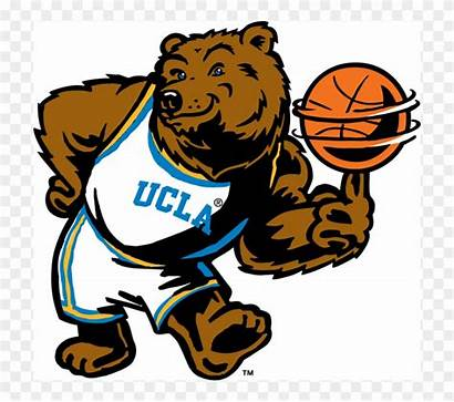 Ucla Bruins Basketball Clipart Ons Iron Pinclipart