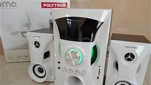 Speaker Polytron Pma 9505 Muantap Abis