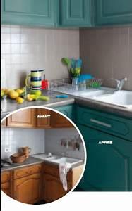 peindre une cuisine cuisine deco peinture img2 deco With superior couleurs chaudes en peinture 6 quelle couleur choisir dans ma maison