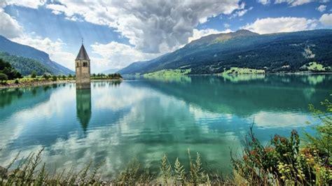 Historia/ Si u krijua liqeni i ngrirë, një vend përrallor ...