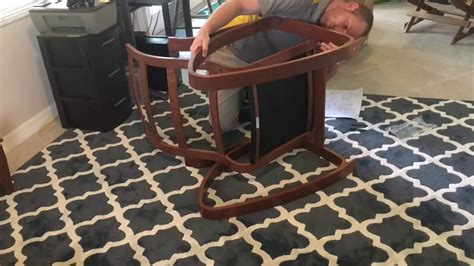 Ikea Poang Rocking Chair Assembly