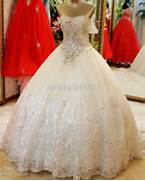 Princess Ball Gown Wed...