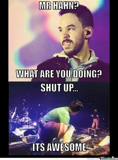 Linkin Park Memes - 85 best images about linkin park on pinterest too funny mike d antoni and rock stars