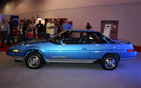 1986 subaru xt seven months later 74k mile 1986 subaru xt turbo bring