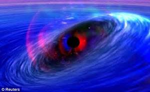 How black holes grow to be billions of times the mass of ...