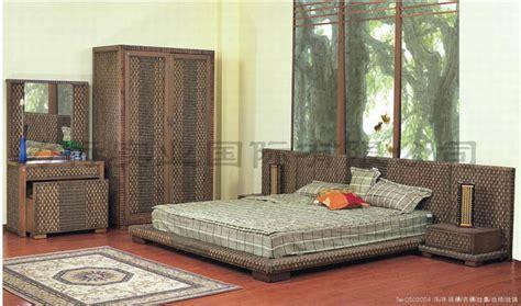 wicker bedroom set china rattan furniture bedroom set tw 804 china rattan