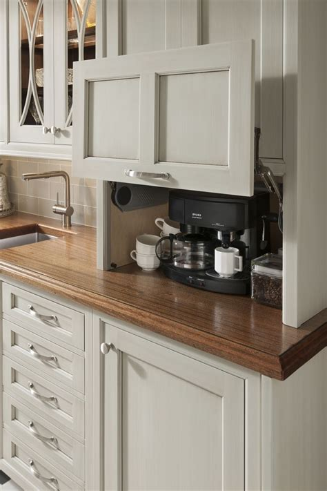 wooden cabinets kitchen best 25 kitchen appliance storage ideas on 1156