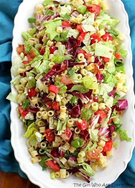 chopped recipe portillo s chopped salad