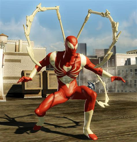 Iron Spider Costume (object)  Comic Vine