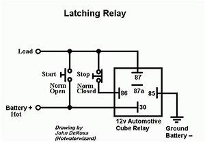 Toggling Relay With Two Inputs