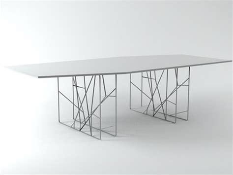 adjustable kitchen table synapsis 3d model porro