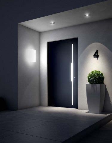 Den Hauseingang Ins Rechte Licht Ruecken by 78 Am 252 Sant Fotos Au 223 Enbeleuchtung Haus Led Haus In