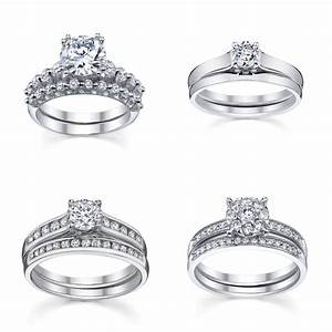 how to coordinate your wedding band with your engagement With robbins brothers wedding ring sets