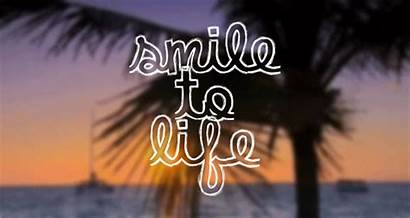 Inspirational Quote Smile Quotes Gifs Animated Cat