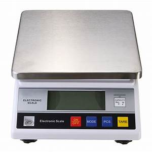 7500g x 0.1g Digital Electric Food Balance Scale Tare ...