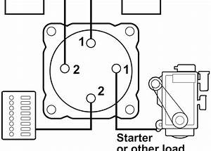 Blue Sea Battery Switch Wiring Diagram
