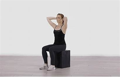 Posture Improve Exercises Spine Seated Stand Opener