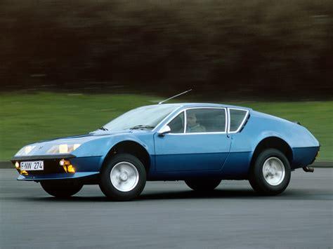 renault alpine renault alpine a310 1977 1978 1979 1980 1981 1982