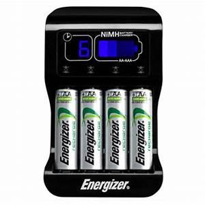 Chargeur De Piles Universel : energizer intelligent charger 4 piles aa lr06 2000 mah ~ Melissatoandfro.com Idées de Décoration