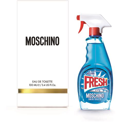 moschino fresh couture eau de toilette 100ml buy mankind