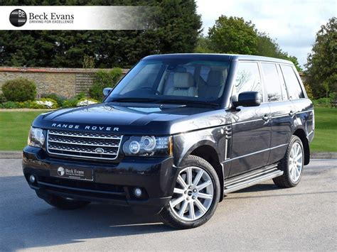 Used 2018 Land Rover Range Rover 44 Tdv8 Vogue Se 5d Auto
