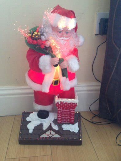 fibre optic santa claus 20 for sale in ratoath meath from