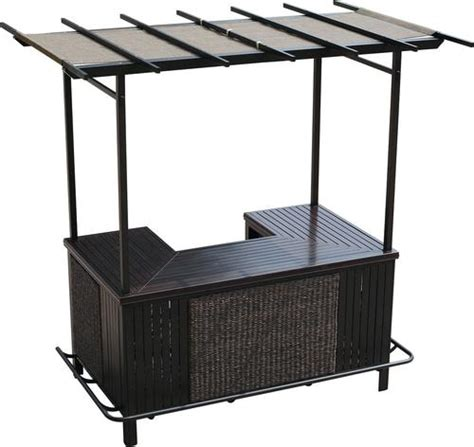 marco island bar table base only at menards 174