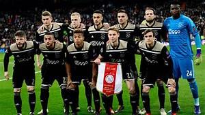 Real Madrid 1-4 Ajax: Almost impossible to keep stars ...  Ajax
