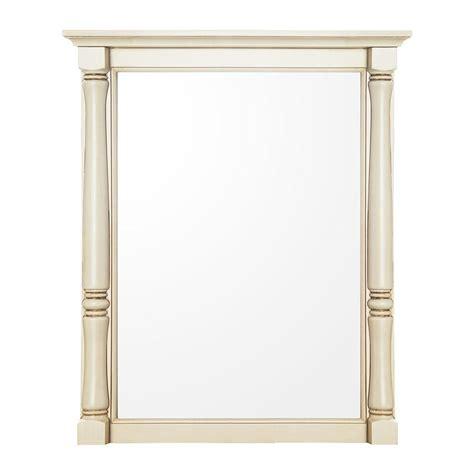 home decorators mirrors home decorators collection albertine 30 in l x 24 in w