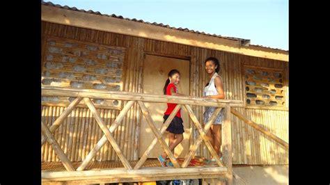 bamboo house   philippines        days youtube