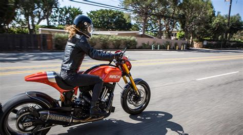Motorcycle Commercial by Keanu Reeves Unveils New Motorcycle During The Big