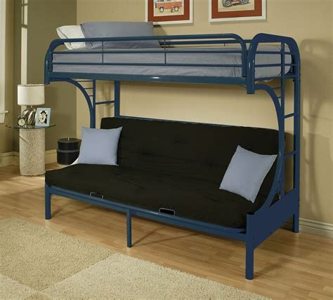 double bunk sofa bed 28 futon metal sofa double bed kids metal futon