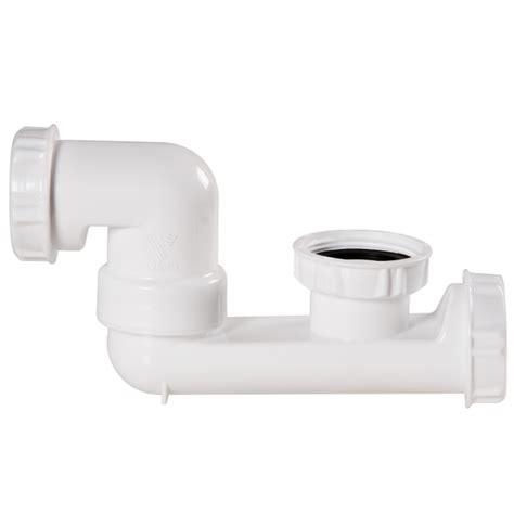 siphon de baignoire avec d 233 gorgement 1 quot 1 2 216 40 mm