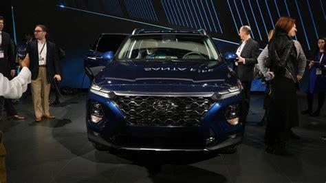 2019 Hyundai Santa Fe Is Bigger, Bolder, Available With A