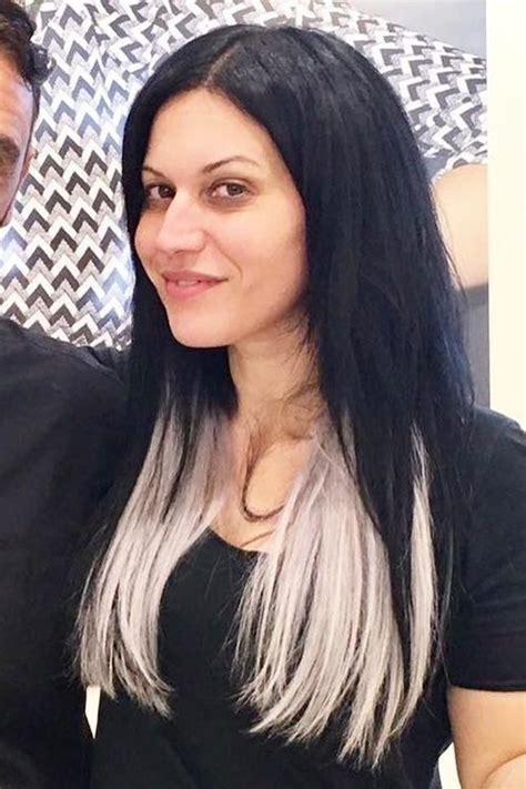hairstyles  platinum blonde highlights highlights