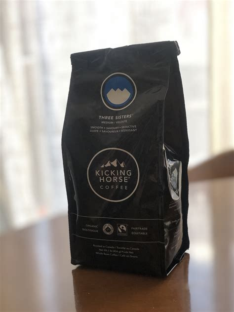 Your question will be posted publicly on the questions & answers page. Kicking Horse Coffee Three Sisters Medium Roast reviews in ...