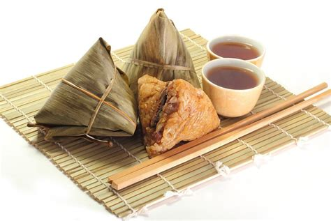 Dragon Boat Festival Rice Cake by Chinese Dragon Boat Festival Food Z 242 Ngzi Rice Dumplings